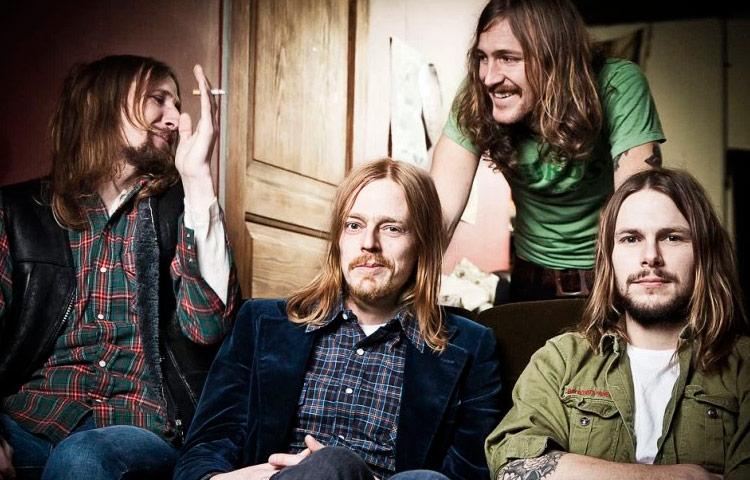 Graveyard: os suecos sabem fazer Rock & Roll