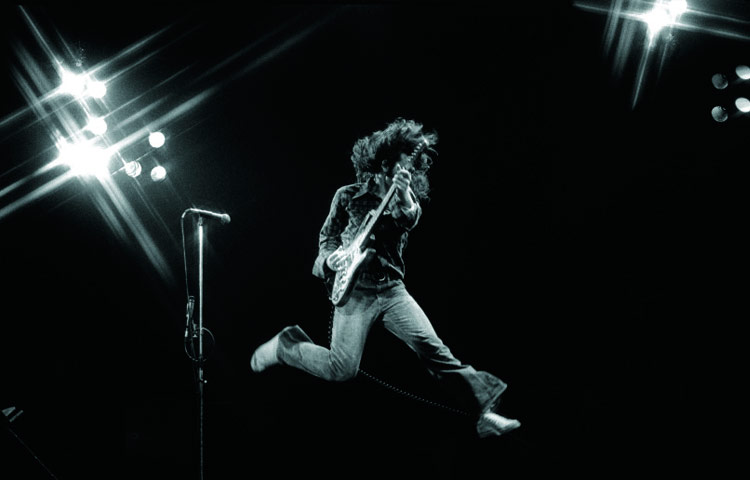 O Blues irreverente de Rory Gallagher