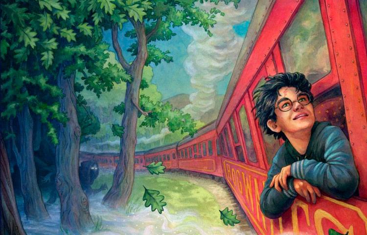 Jornada Amaldiçoada: Harry Potter e a Pedra Filosofal