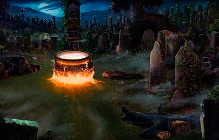 Jornada Amaldiçoada: Harry Potter e o Cálice de Fogo