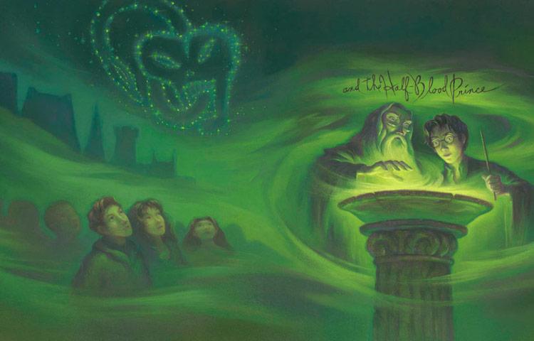 Jornada Amaldiçoada: Harry Potter e o Enigma do Príncipe