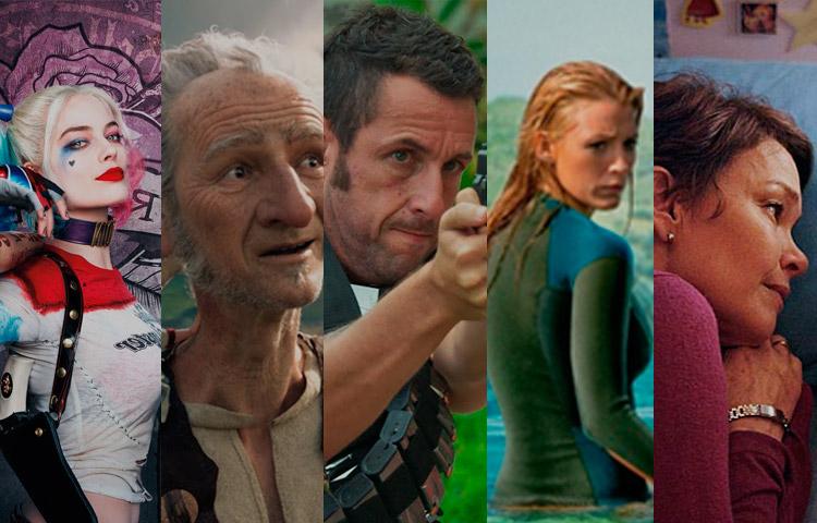 Os 10 piores filmes de 2016