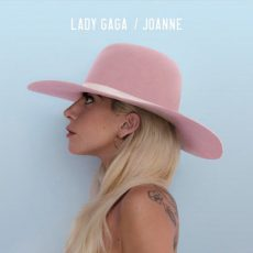 Capa do disco Joanne, da Lady Gaga