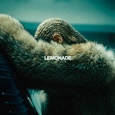 Capa do disco Lemonade, da Beyoncé