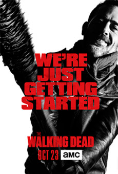 The Walking Dead – 7ª temporada (parte 1)