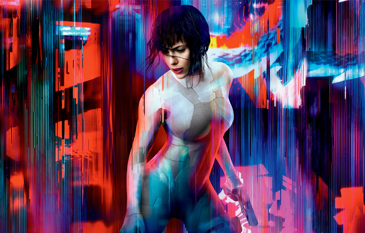 A Vigilante do Amanhã – Ghost In The Shell
