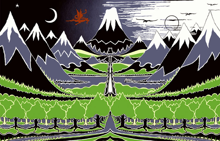 O universo de Tolkien analisado em ordem cronológica