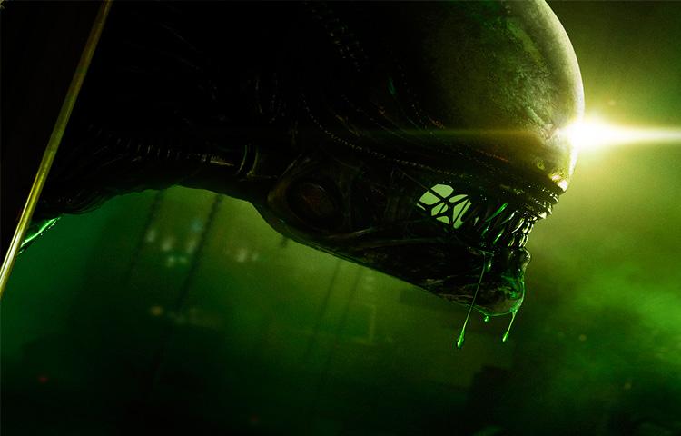 Alien, o Oitavo Passageiro (1979)