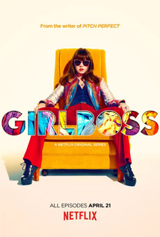 Girlboss 1×09 – Gráficos do c*cete