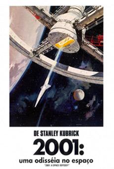 2001: Uma Odisséia no Espaço (1968)