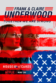 House Of Cards – 5ª  temporada