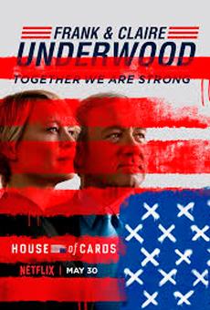 House Of Cards – 5ª  temporada