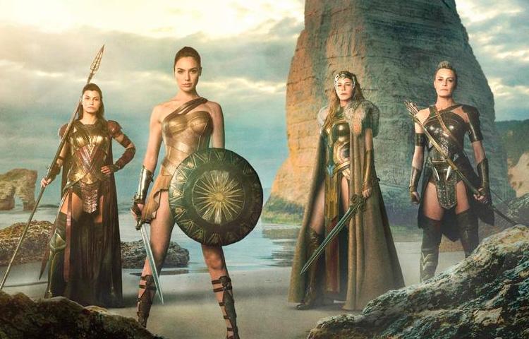 Mulher-Maravilha e o aprendizado da potência