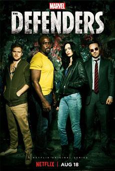 Os Defensores 1×01 – H de herói