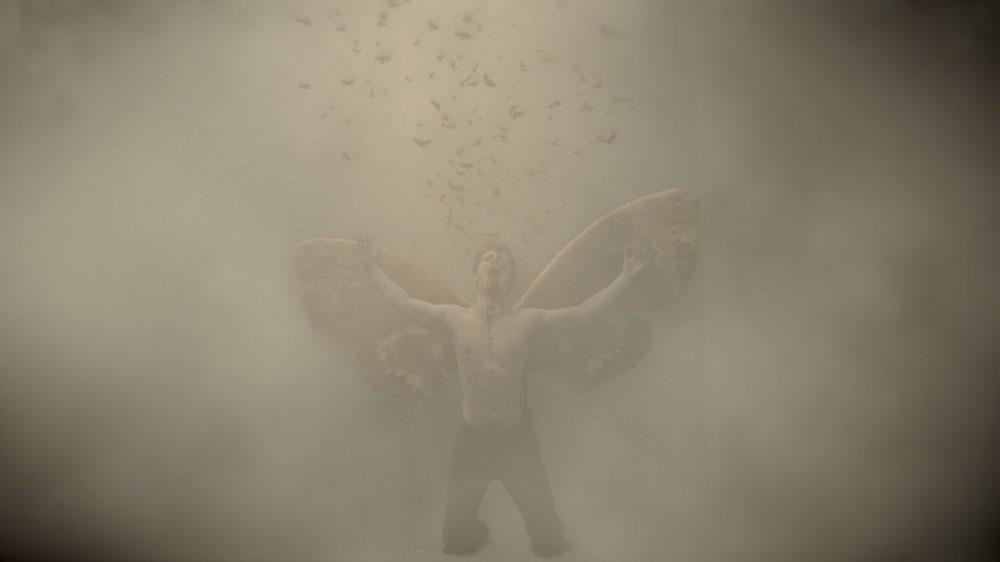 O Nevoeiro efeitos especiais