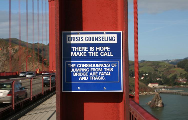 A ponte e a felicidade capitalista | Especial Setembro Amarelo