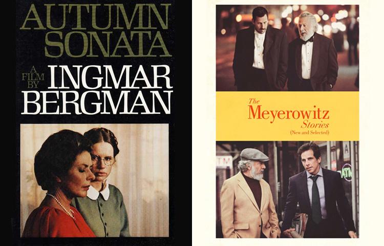 Os Meyerovitz: quando Ingmar Bergman e Adam Sandler têm tudo a ver