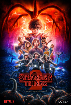 Stranger Things – 2ª Temporada