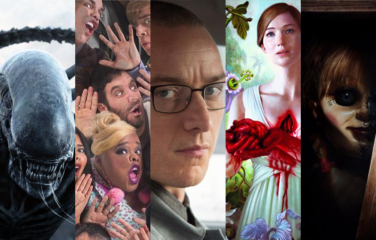 Os filmes decepcionantes de 2017