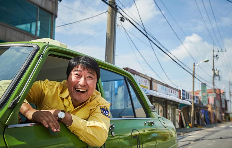 O Motorista de Taxi