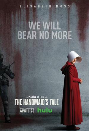 Séries favoritas 2017 melhores do ano The Handmaid's Tale O Conto da Aia