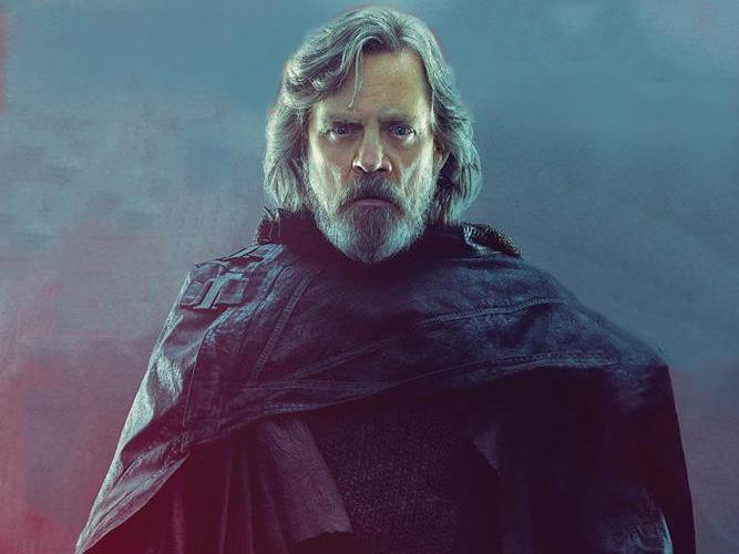 Star Wars Os Últimos Jedi Donald Trump Luke Skywalker