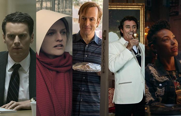 Nossas séries favoritas de 2017
