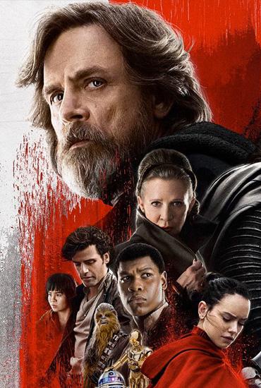 Star Wars: Os Últimos Jedi - Plano Aberto