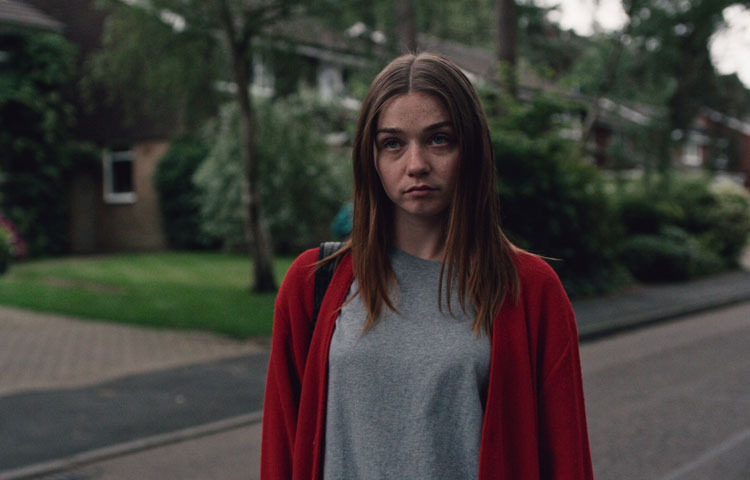 The End of the F***ing World Jessica Barden