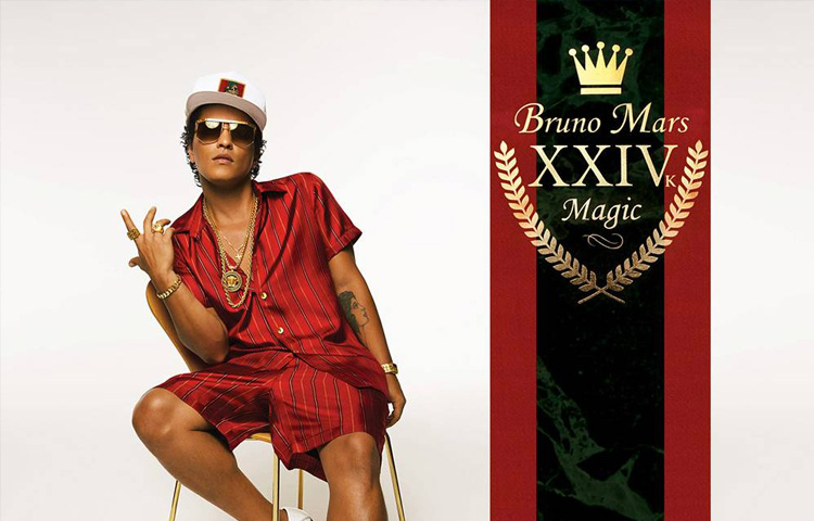 24K Magic, de Bruno Mars