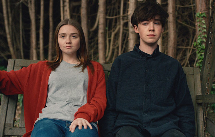The End of the F***ing World – 1×01