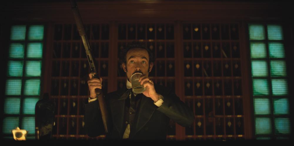 Altered Carbon Netflix critica Poe