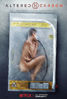 Altered Carbon – 1ª temporada