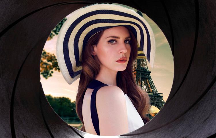 7 músicas da Lana Del Rey para a abertura do próximo 007
