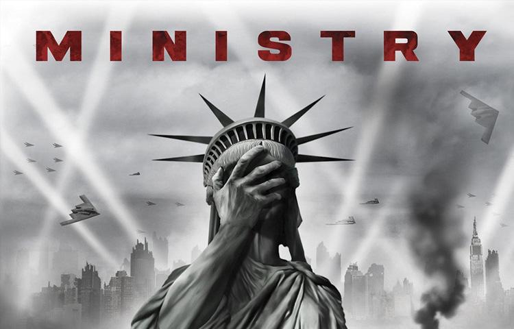 AmeriKKKant, de Ministry