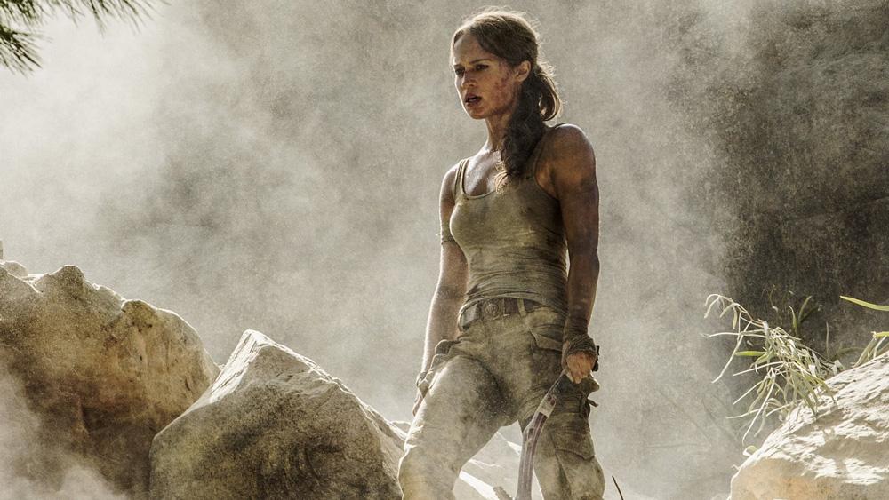 Tomb Raider A Origem Alicia Vikander
