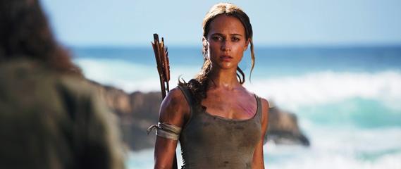 Tomb Raider: A Origem - Plano Aberto