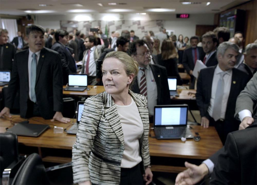 O Processo impeachment Dilma Rousseff Documentário Maria Ramos PT Partido dos Trabalhadores Michel Temer