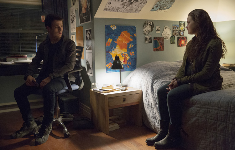 13 Reasons Why 2×01 – A primeira foto Polaroid