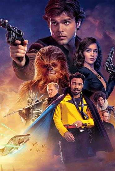 Han Solo: Uma História Star Wars - Plano Aberto
