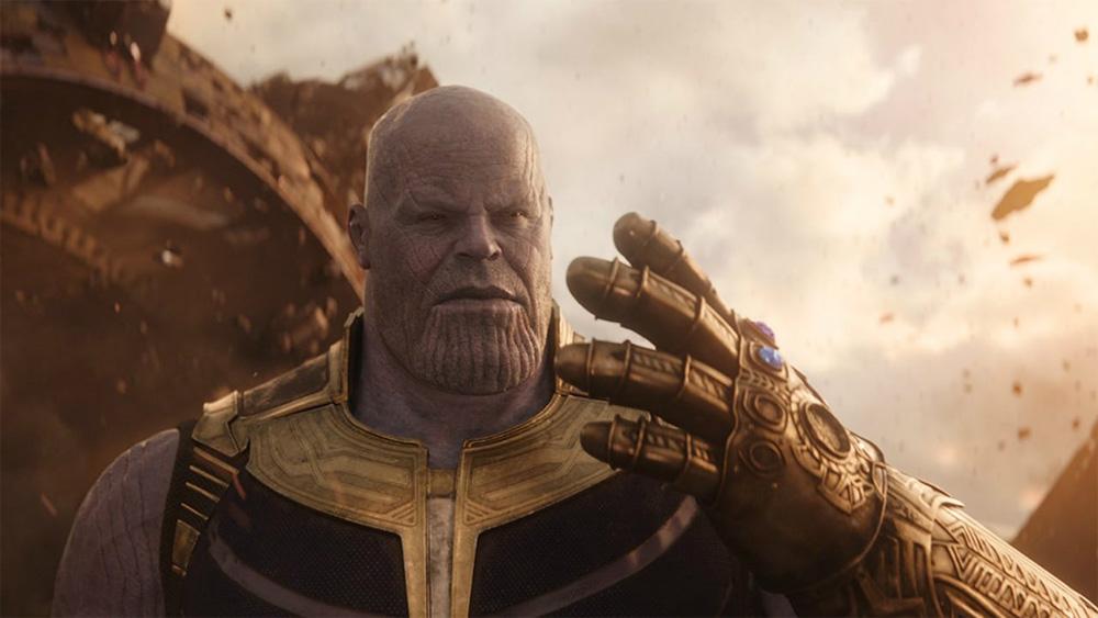 Vingadores Guerra Infinita Thanos Josh Brolin
