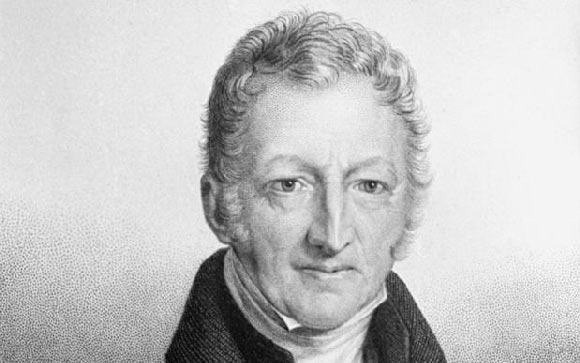 Thomas Malthus Thanos