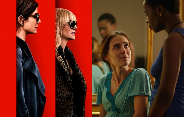 Cinemático – Oito Mulheres e um Segredo + As Boas Maneiras