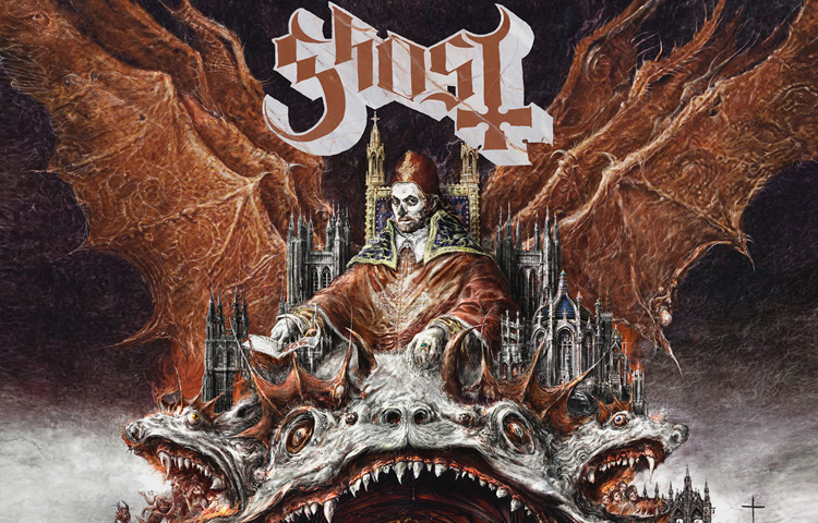 """""""Prequelle"""", de Ghost"""