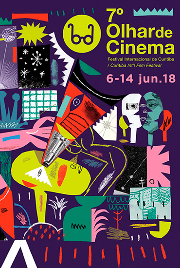Olhar de Cinema – Festival Internacional de Curitiba - Plano Aberto