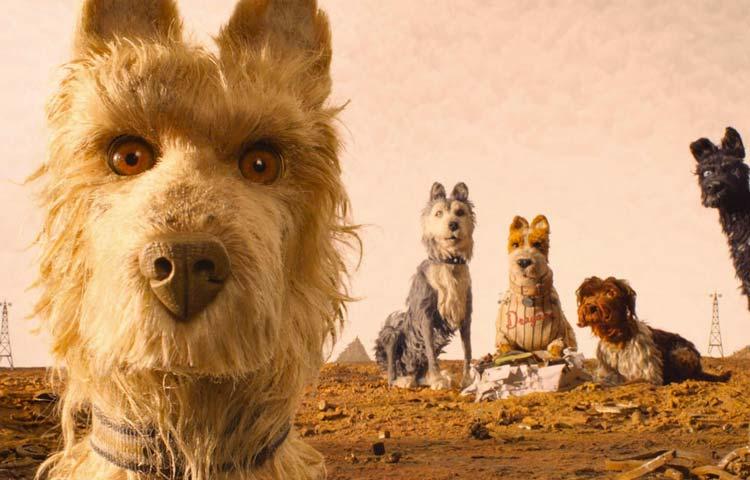 Cinemático – Ilha dos Cachorros