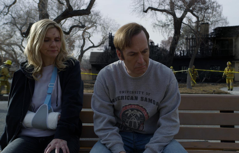 Better Call Saul 4×01 – Fumaça