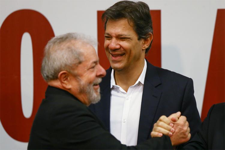 Propostas dos candidatos Cultura Lula Haddad PT
