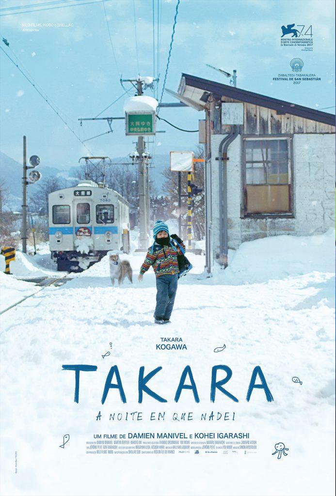 Takara – A Noite Em Que Nadei
