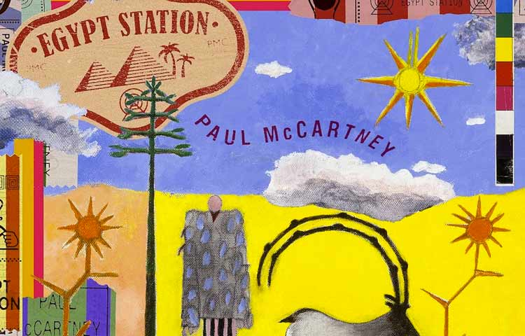 """Egypt Station"", de Paul McCartney"